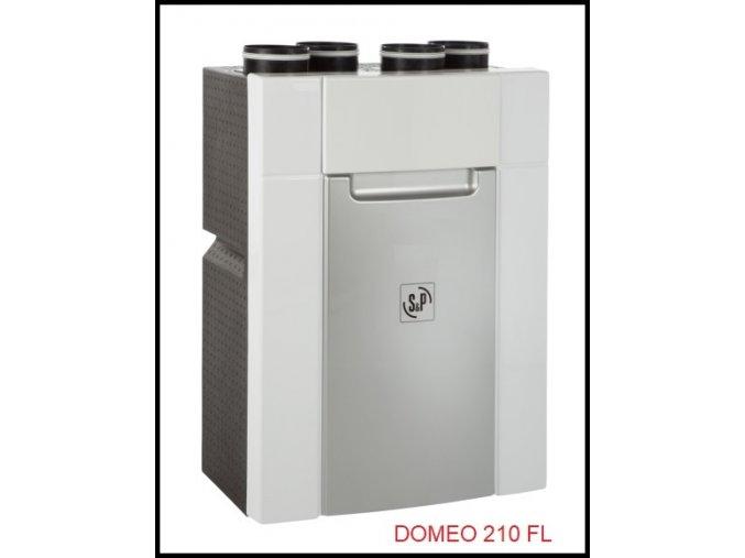 DOMEO 210 FL Rekuperační jednotka