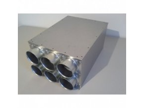 Rozdělovací box 160 - 6x75
